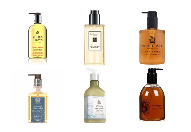 Fall's Finest Hand Washes