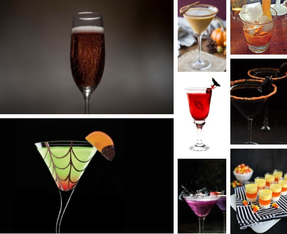 8 Sinful Halloween Cocktails