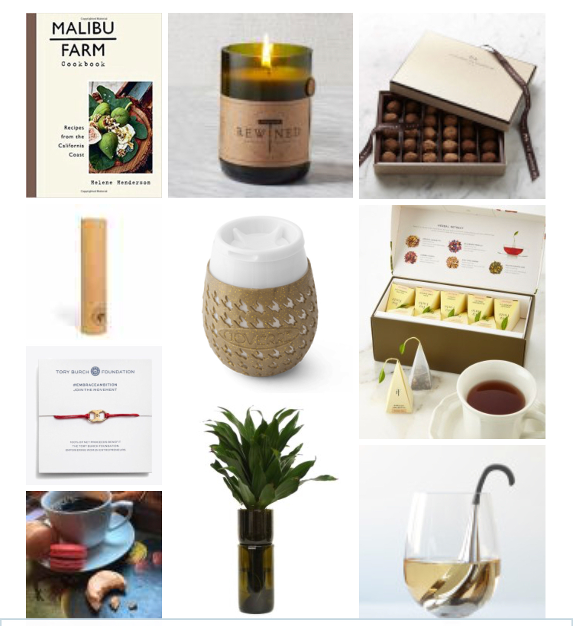 Holiday Gift Guide for Wine Loving Women