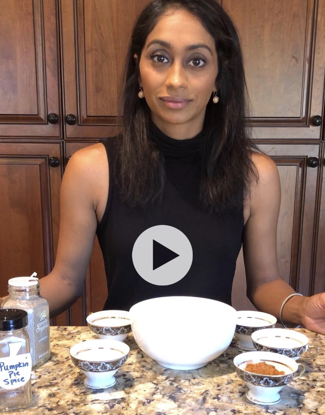 How to Make Homemade Pumpkin Pie Spice (Video)