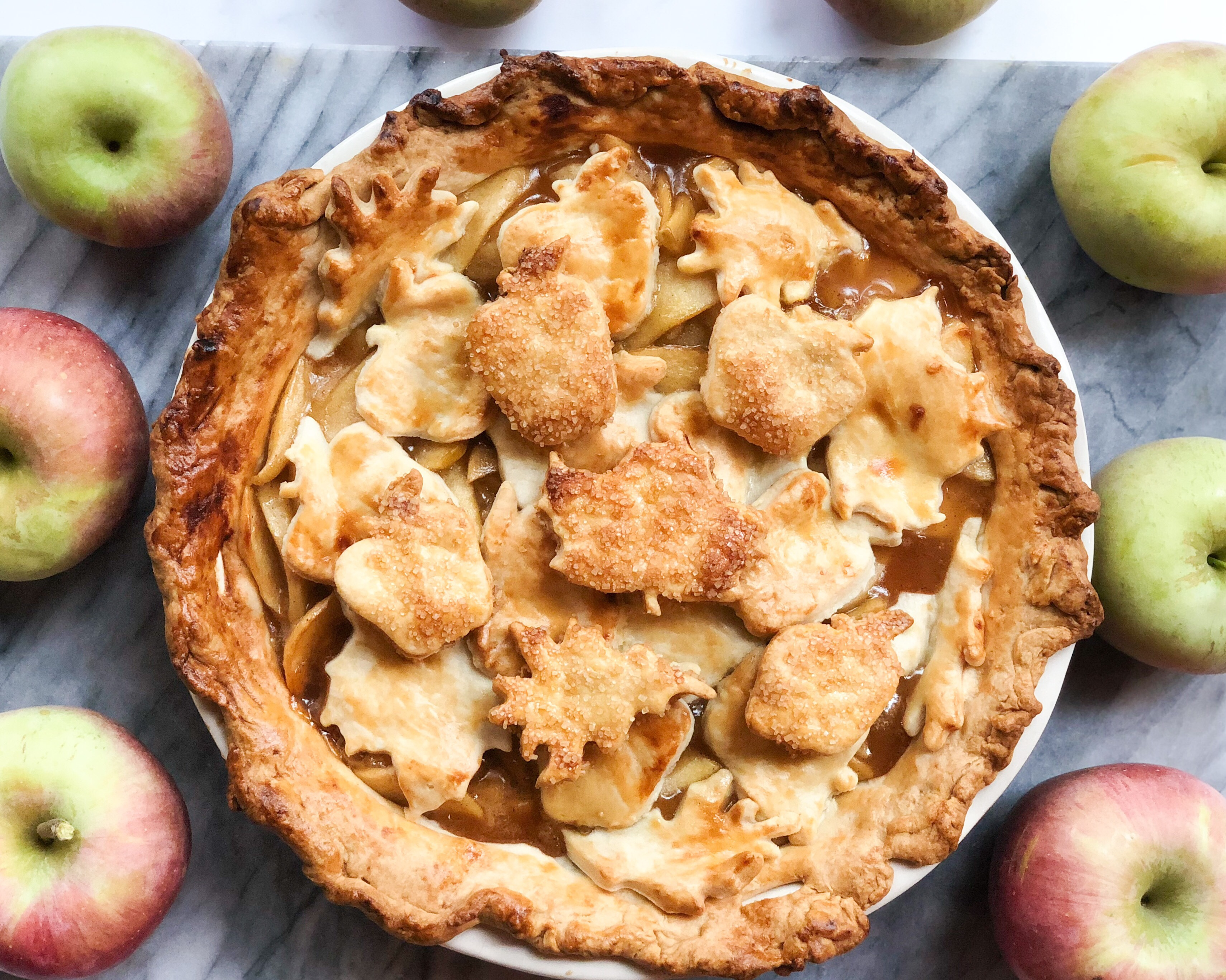 Spiced Apple Pie