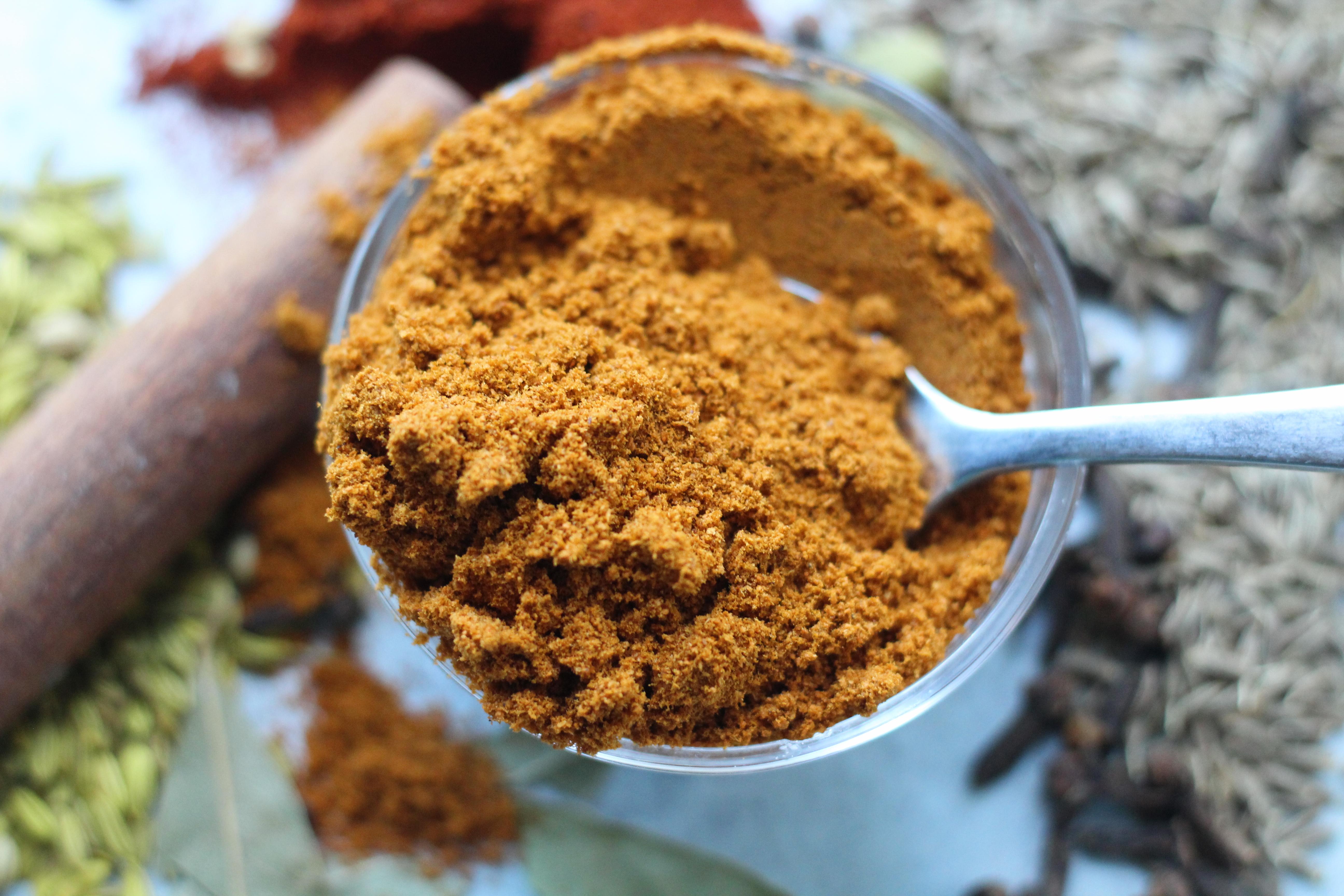 Mom's Ceylon Curry Powder