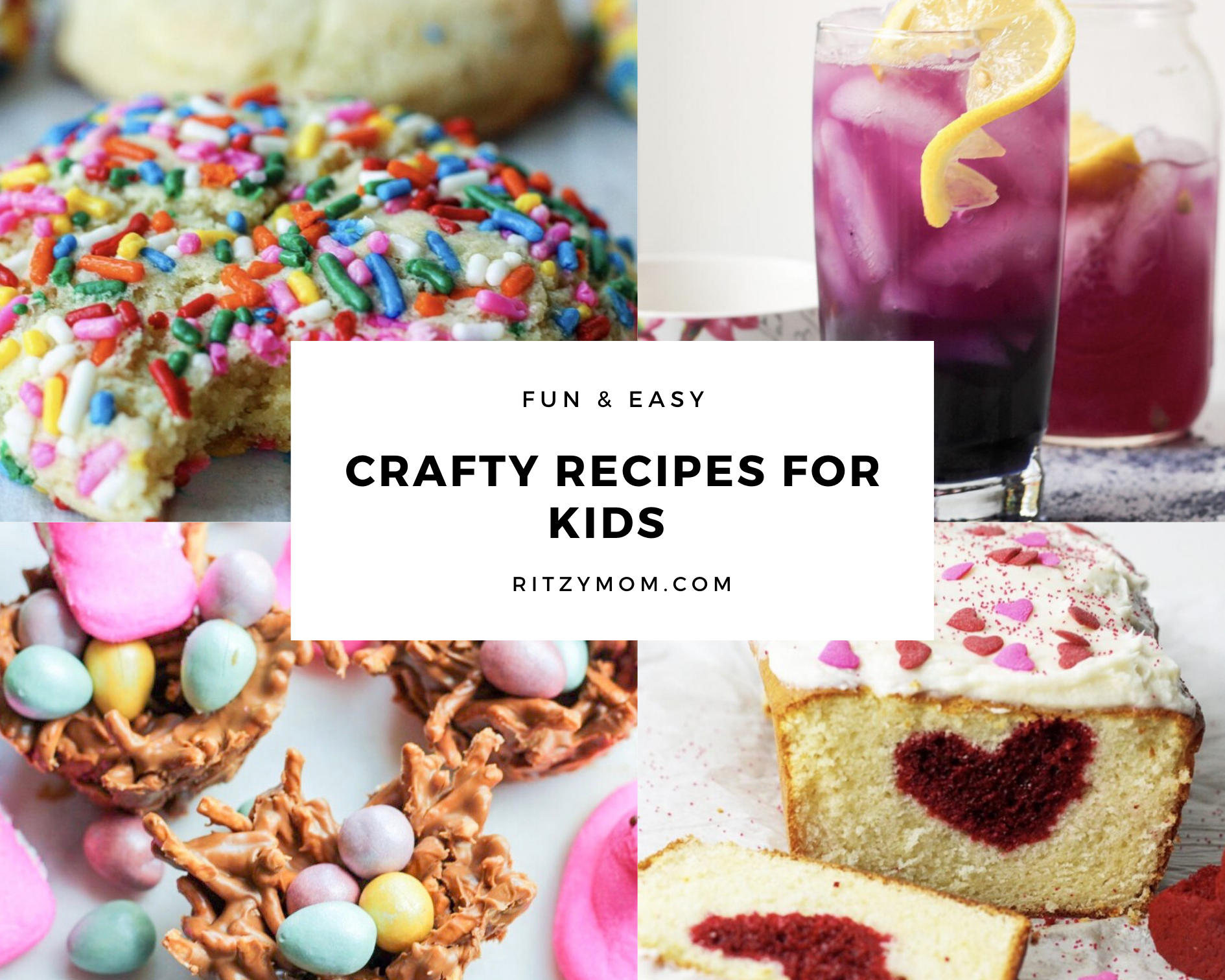 12 Crafty Recipes For Kids